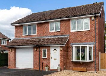 Thumbnail 4 bed detached house for sale in Steepside, Shrewsbury