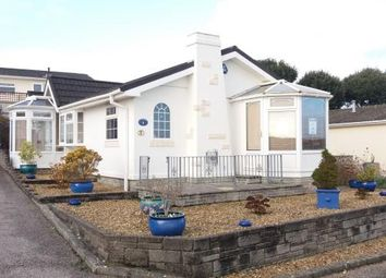 Thumbnail 2 bed bungalow for sale in Mountlea Country Park, Par, Cornwall