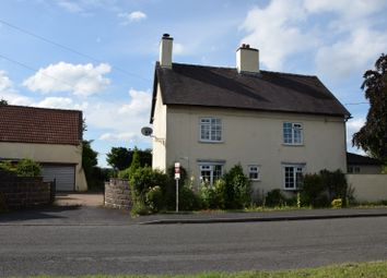 Thumbnail 4 bed detached house for sale in Ashby Road, Newbold Coleorton