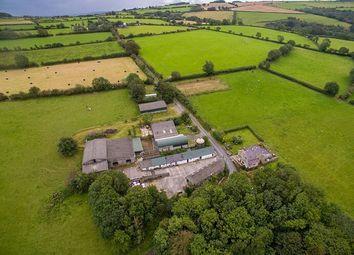 Thumbnail Land for sale in Ffostrasol, Llandysul