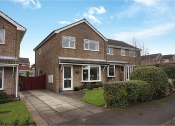 Thumbnail 3 bed detached house for sale in Beck Close, Keelby