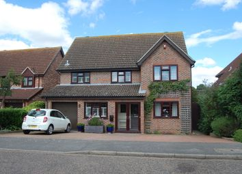 Thumbnail 5 bed detached house for sale in Meadowside, Wickham Market, Woodbridge