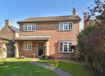 Thumbnail 4 bed detached house for sale in Tompkins Lane, Marsh Gibbon