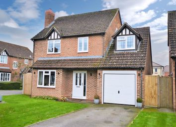 Thumbnail 4 bed detached house for sale in Queens Close, Ludgershall, Andover
