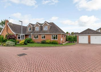 Thumbnail 4 bed detached house for sale in Heatherdale Close, Grimsby, Lincolnshire