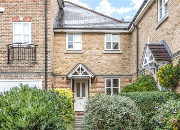 Thumbnail 3 bed terraced house for sale in Montague Hall Place, Bushey