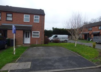 Thumbnail 2 bed semi-detached house for sale in The Potlocks, Willington, Derby