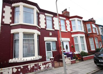 Thumbnail 3 bed end terrace house for sale in Fairburn Road, Liverpool, Merseyside