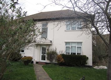 Thumbnail 1 bed flat to rent in Brendon Way, Westcliff-On-Sea