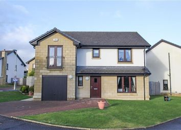 Thumbnail 5 bed detached house for sale in Bruce Gardens, Cleghorn, Lanarkshire