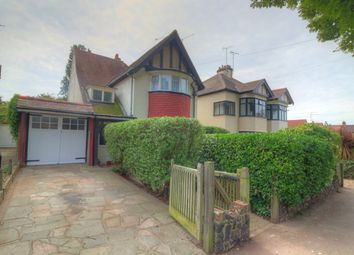 3 bed detached house for sale in Westbourne Grove, Westcliff-On-Sea SS0