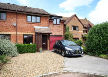 Thumbnail 4 bed end terrace house to rent in Verey Close, Twyford, Reading