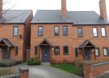 Thumbnail 2 bed semi-detached house for sale in Duke Street, Sutton Coldfield