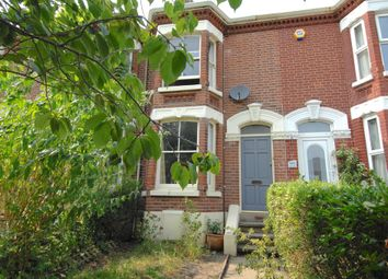 Thumbnail 2 bed terraced house to rent in Unthank Road, Norwich