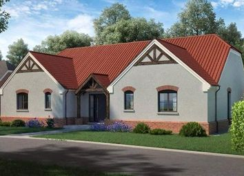 Thumbnail 4 bed detached bungalow for sale in Church Meadow Plot 3, The Orchards, Weston, Spalding, Lincolnshire