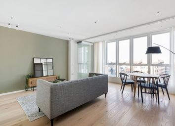 Thumbnail 1 bed flat for sale in Long Street, London