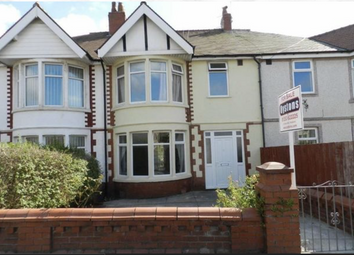 Thumbnail 3 bed terraced house to rent in Knowle Avenue, Blackpool