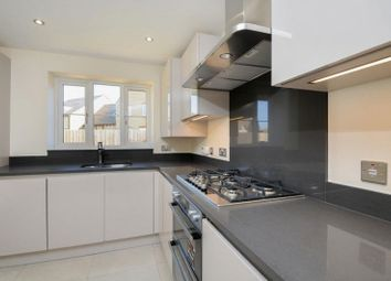 Thumbnail 4 bed detached house for sale in The Akeman, Plot 18, The Portway, East Hendred