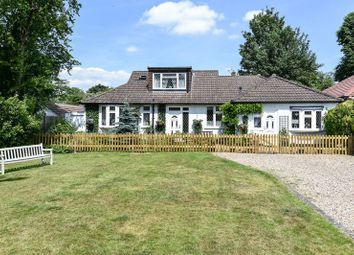 Thumbnail 4 bed bungalow for sale in Grange Road, Leatherhead