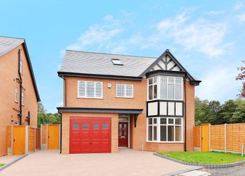 Thumbnail 6 bed detached house for sale in Plot 3 Greenland Gardens, Greenland Road, Selly Park