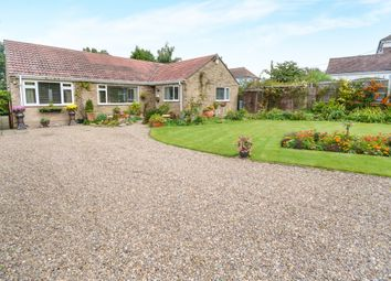 Thumbnail 4 bed detached bungalow for sale in Church Lane, North Carlton, Lincoln