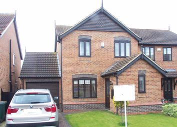Thumbnail 2 bed semi-detached house to rent in The Bridles, Goxhill, Barrow-Upon-Humber