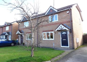 Thumbnail 2 bedroom semi-detached house for sale in St. Margarets Close, Ingol, Preston
