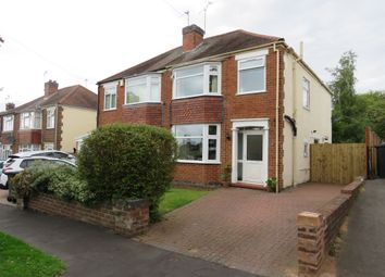 Thumbnail 3 bed semi-detached house for sale in Braemar Road, Leamington Spa