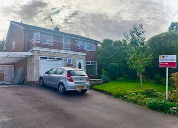 Thumbnail 4 bed detached house for sale in Lingwood Close, Bassett, Southampton