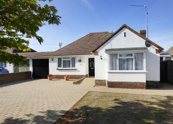 Thumbnail 2 bed detached bungalow for sale in Worthing Road, East Preston, Littlehampton