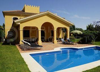 Thumbnail 4 bed villa for sale in Calle Almendros, Marbella, Málaga, Spain