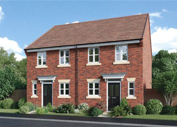 Thumbnail 2 bed semi-detached house for sale in Myton Green, Europa Way, Leamington Spa