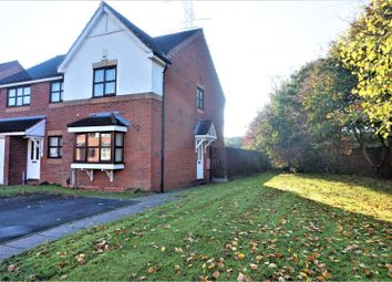 Thumbnail 2 bedroom semi-detached house for sale in Navigation Lane, West Bromwich