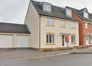 Thumbnail 5 bed detached house for sale in Swannington Drive Kingsway, Quedgeley, Gloucester