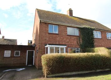 Thumbnail 3 bed semi-detached house to rent in Westfield Avenue, Oakham