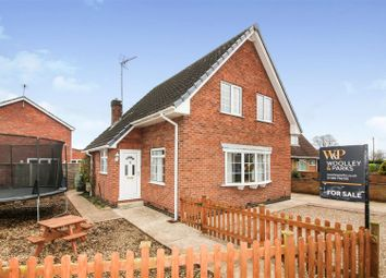 Thumbnail 3 bed detached house for sale in Elmfield Drive, Brandesburton, Driffield