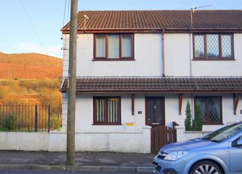 Thumbnail 2 bed semi-detached house to rent in Bangor Terrace, Maesteg, Mid Glamorgan