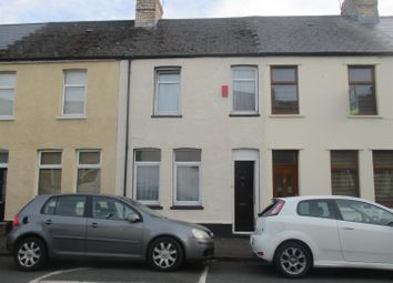 Thumbnail 2 bed terraced house for sale in Ethel Street, Victoria Park, Cardiff