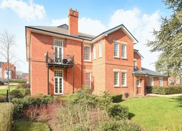 Thumbnail 3 bed flat for sale in Sherwood Way, Epsom