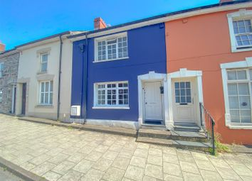 Thumbnail 3 bed town house for sale in North Road, Cardigan