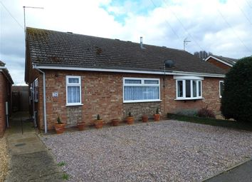 Thumbnail 2 bedroom bungalow to rent in Otago Road, Whittlesey, Peterborough