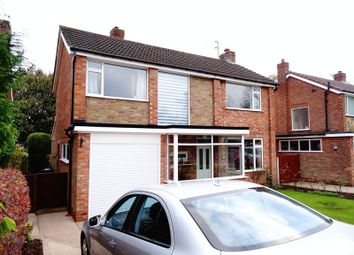 Thumbnail 4 bed detached house for sale in Bollinbarn, Macclesfield