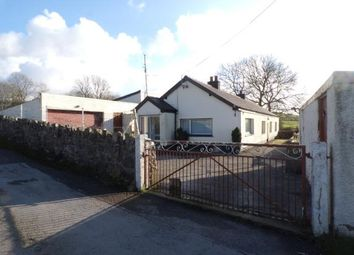 Thumbnail 2 bed detached house for sale in Carmel, Caernarfon