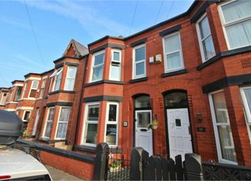 Thumbnail 3 bed terraced house for sale in Sycamore Road, Waterloo, Liverpool, Merseyside
