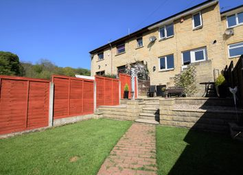 Thumbnail 3 bed town house for sale in Stones Lane, Golcar, Huddersfield