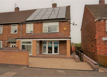 Thumbnail 3 bedroom semi-detached house for sale in Bonney Road, Leicester