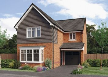 Thumbnail 3 bed detached house for sale in The Orwell Croston Road, Farington Moss, Leyland