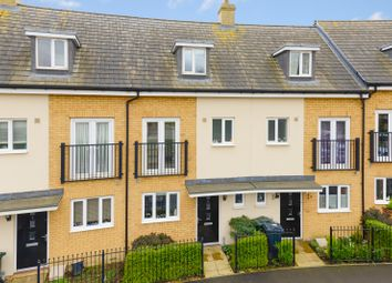 Thumbnail 4 bedroom town house for sale in Jack Dunbar Place, Repton Park, Ashford