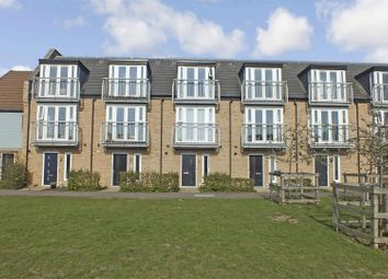 Thumbnail 4 bedroom terraced house to rent in Gatekeeper Walk, Little Paxton, St. Neots