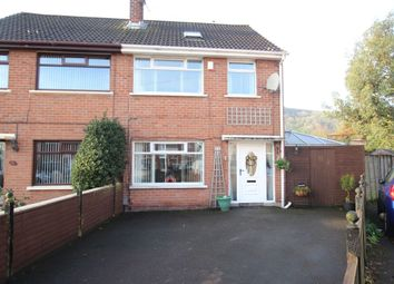 Thumbnail 4 bed semi-detached house for sale in Kings Road, Newtownabbey